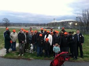 Orange Hat Photo